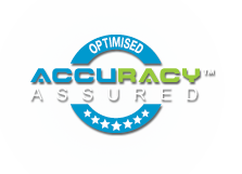 accuracy and service assured